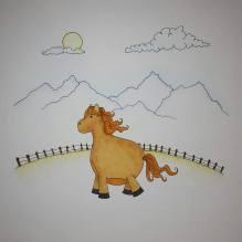 Plumpy Pony