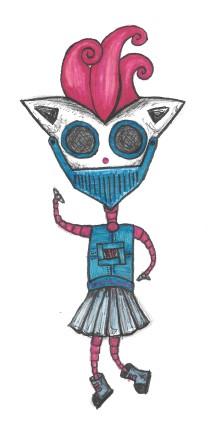 Robo-Kitty